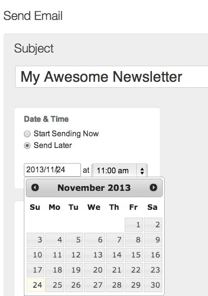 sendpress-scheduled-sending